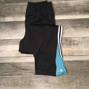 {Adidas} side zip color  sweatpants